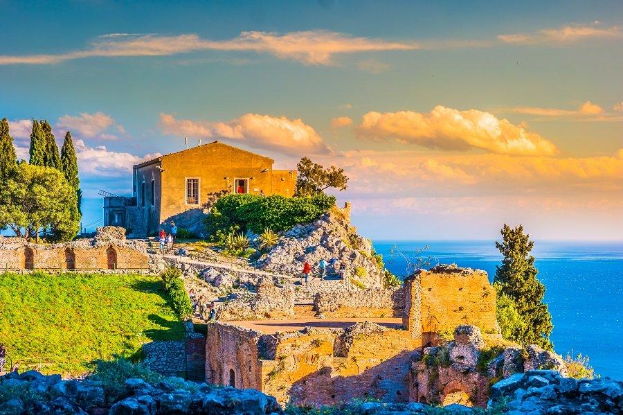 Revelion 2020 Sicilia