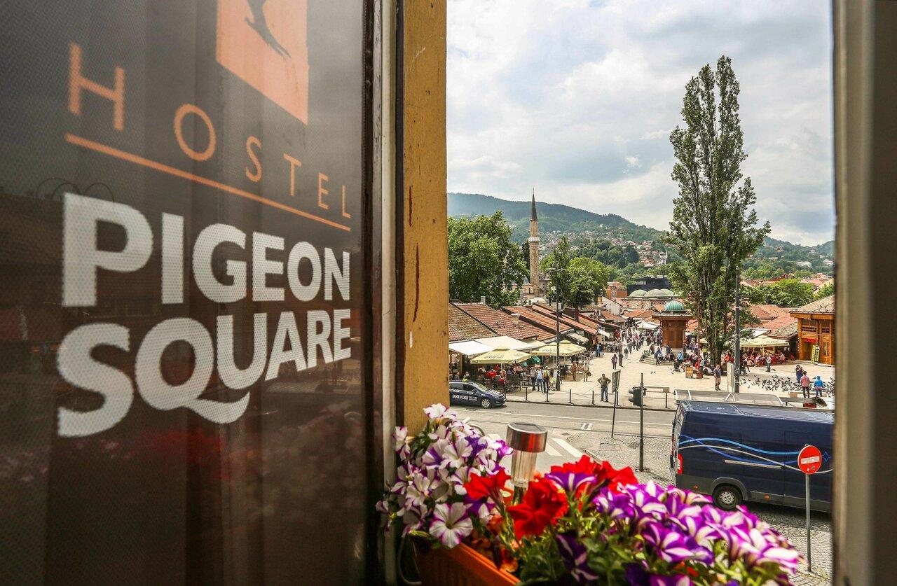 Hostel Pigeon Square