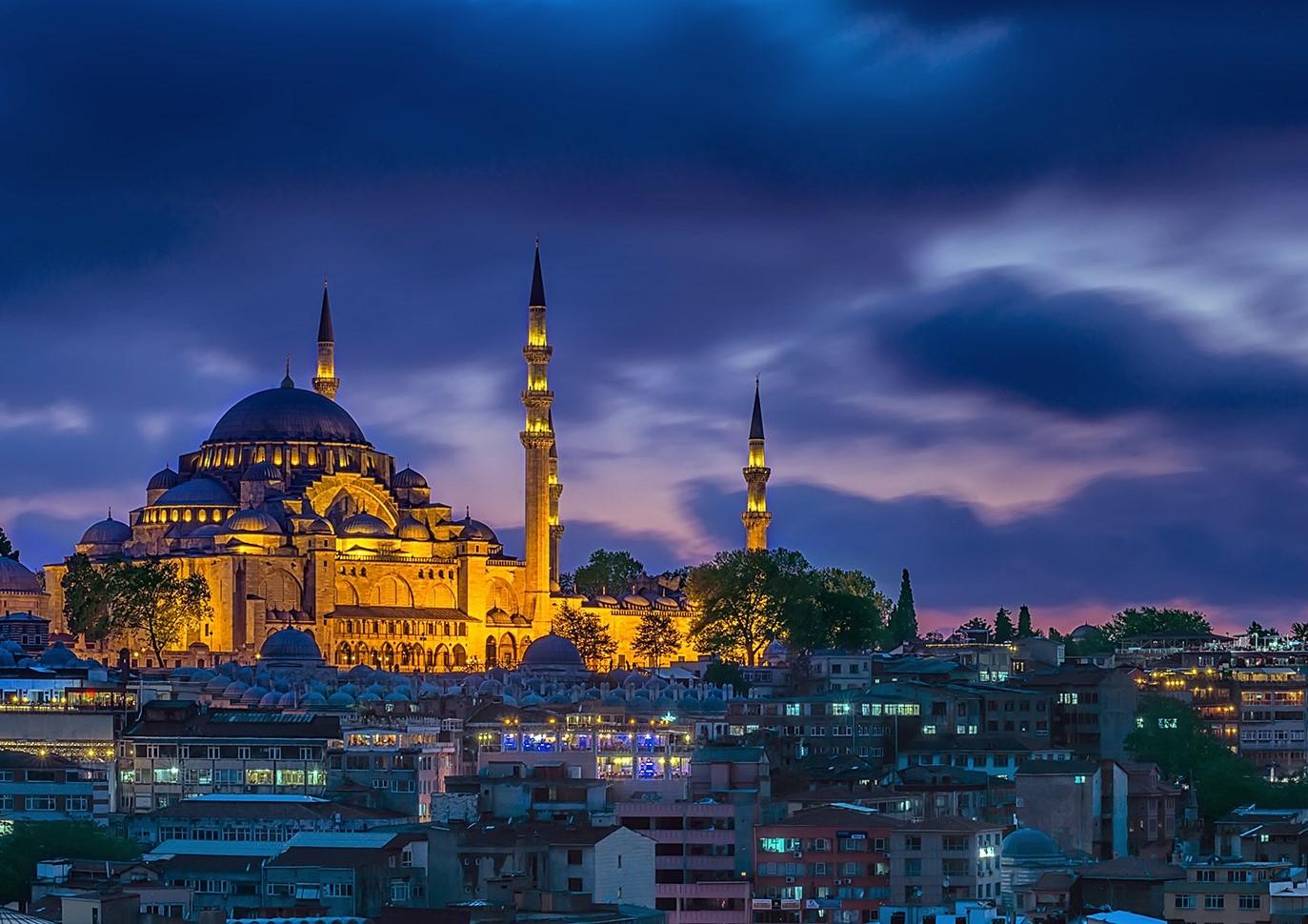 Paste in Kusadasi & Istanbul