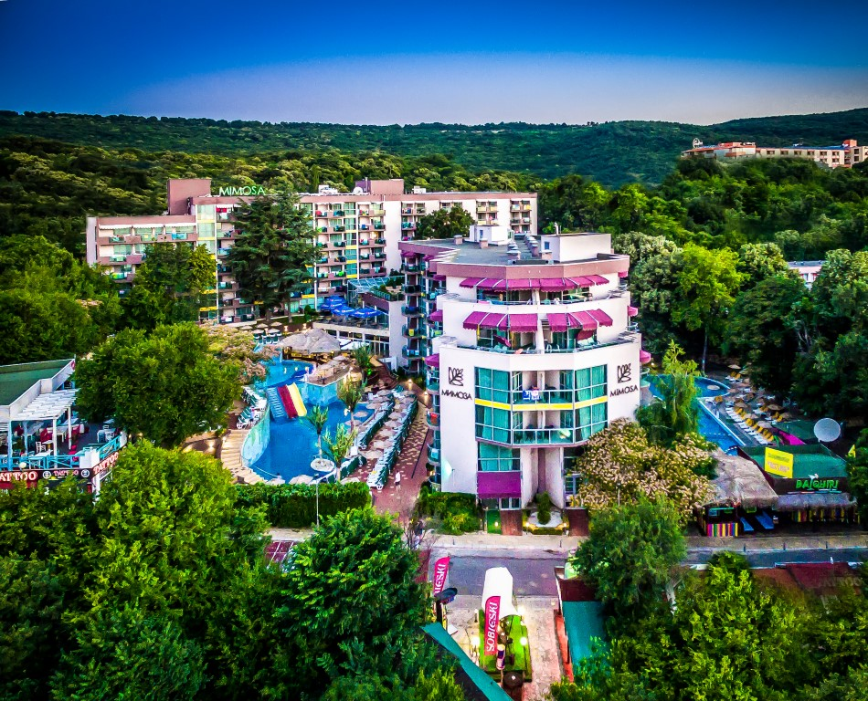 Mimosa Sunshine Hotel COOEE (Golden Sands) 4*