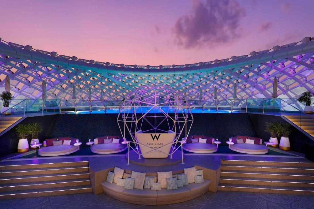 W Abu Dhabi-Yas Island