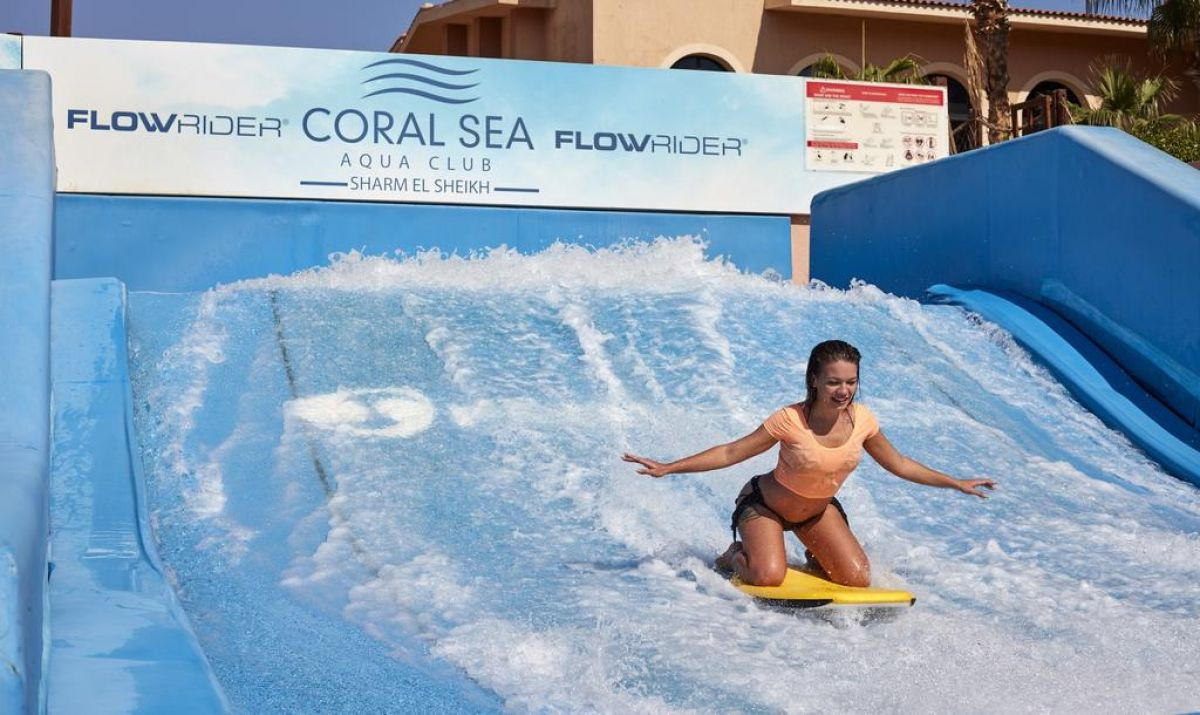 Coral Sea Holiday Resort&Aqua Park