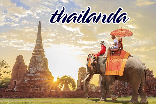 THAILANDA 2021: BANGKOK SI PATTAYA