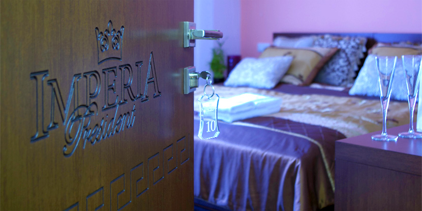Revelion Paralia Katerini - Hotel Imperia President 5 nopti