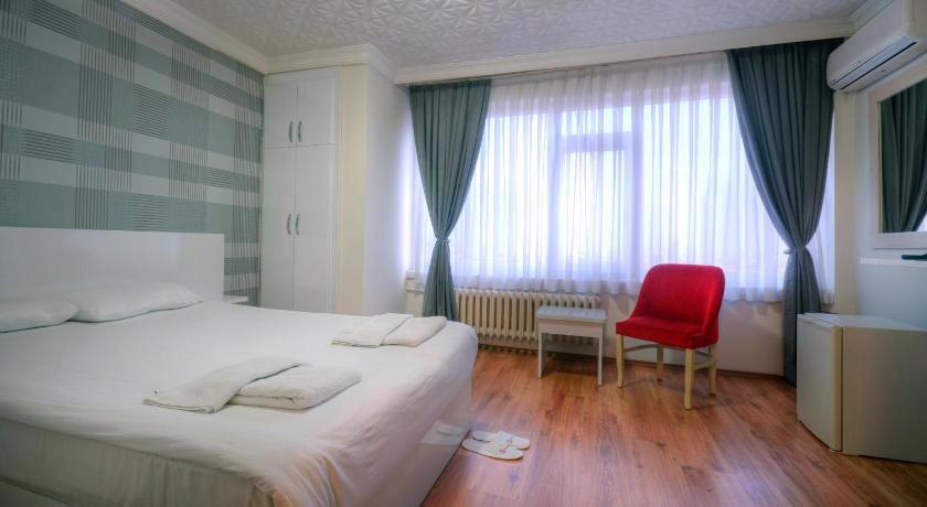Hotel Abro Necatibey