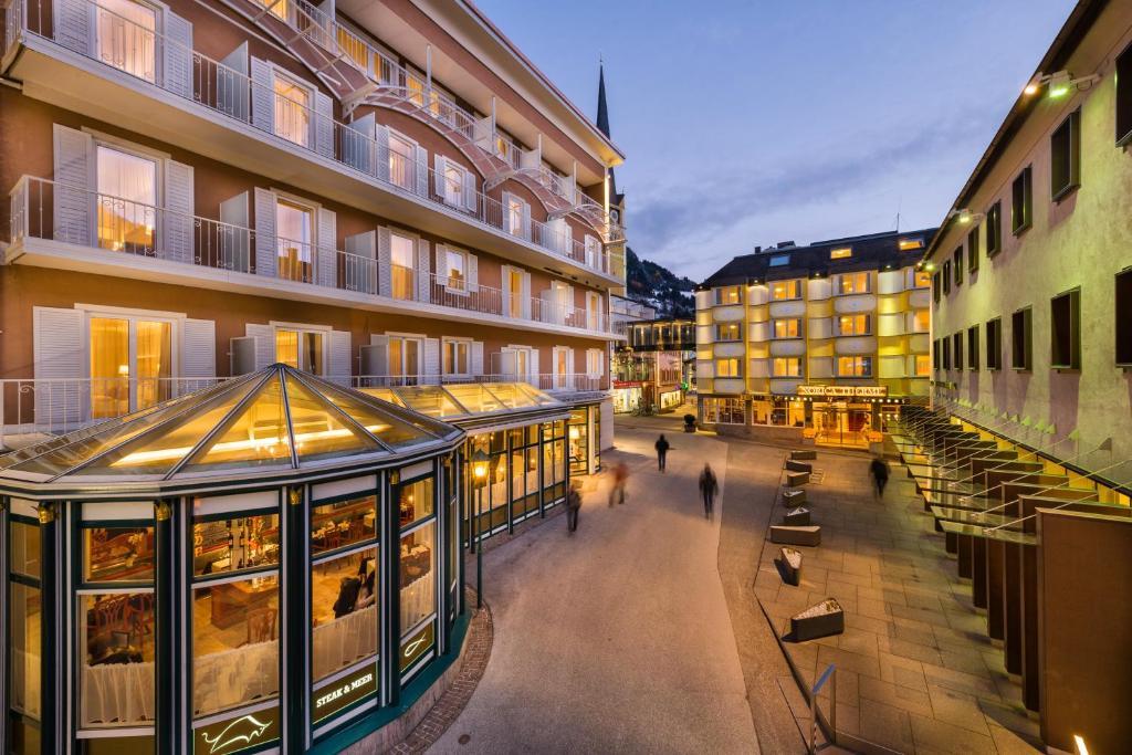 Hotel Norica - Thermenhotels Gastein