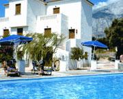Agrilionas Beach Apartments