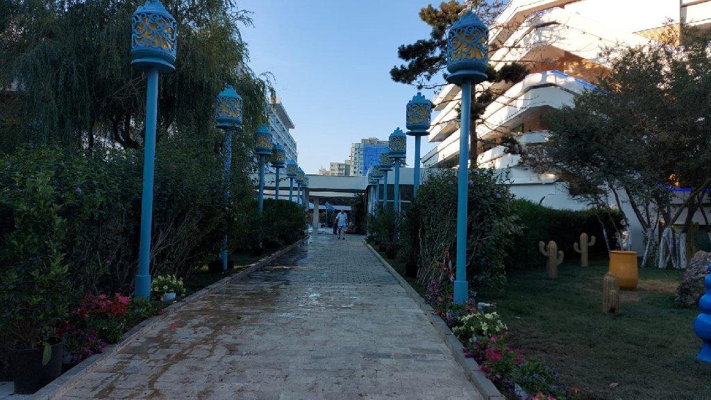 Complex Phoenicia Blue View Amfiteatru Belvedere Panoramic