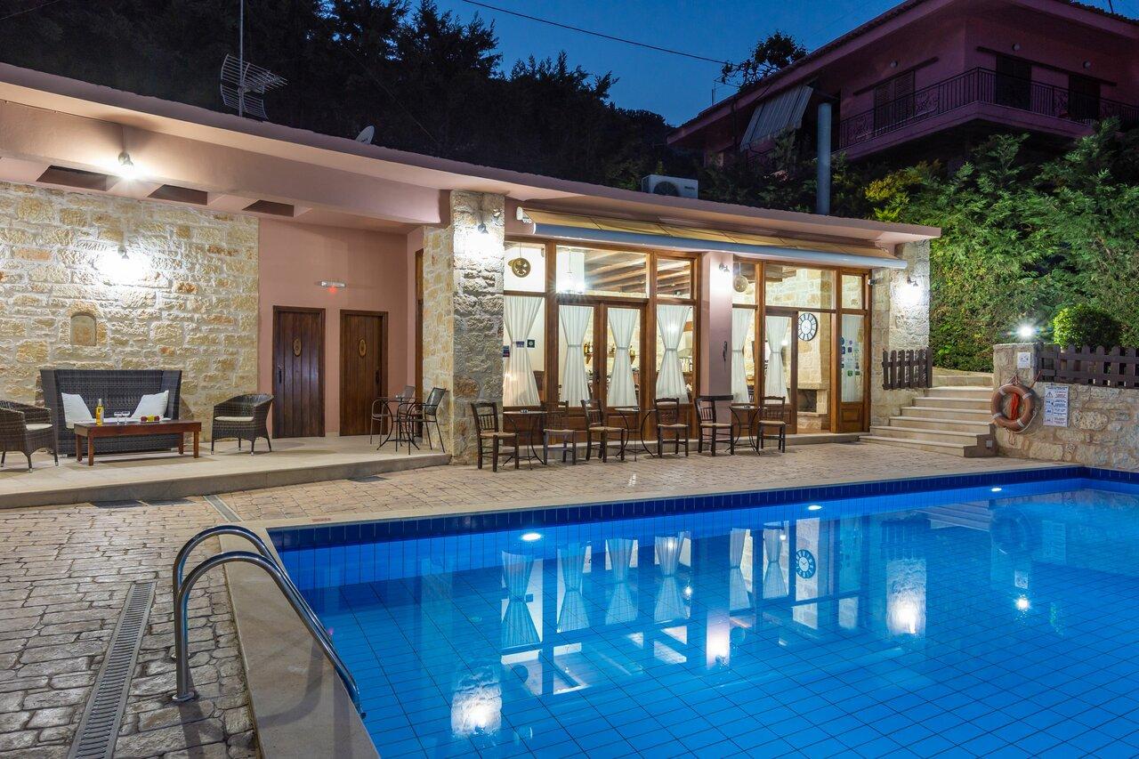 Petronikolis Traditional Houses