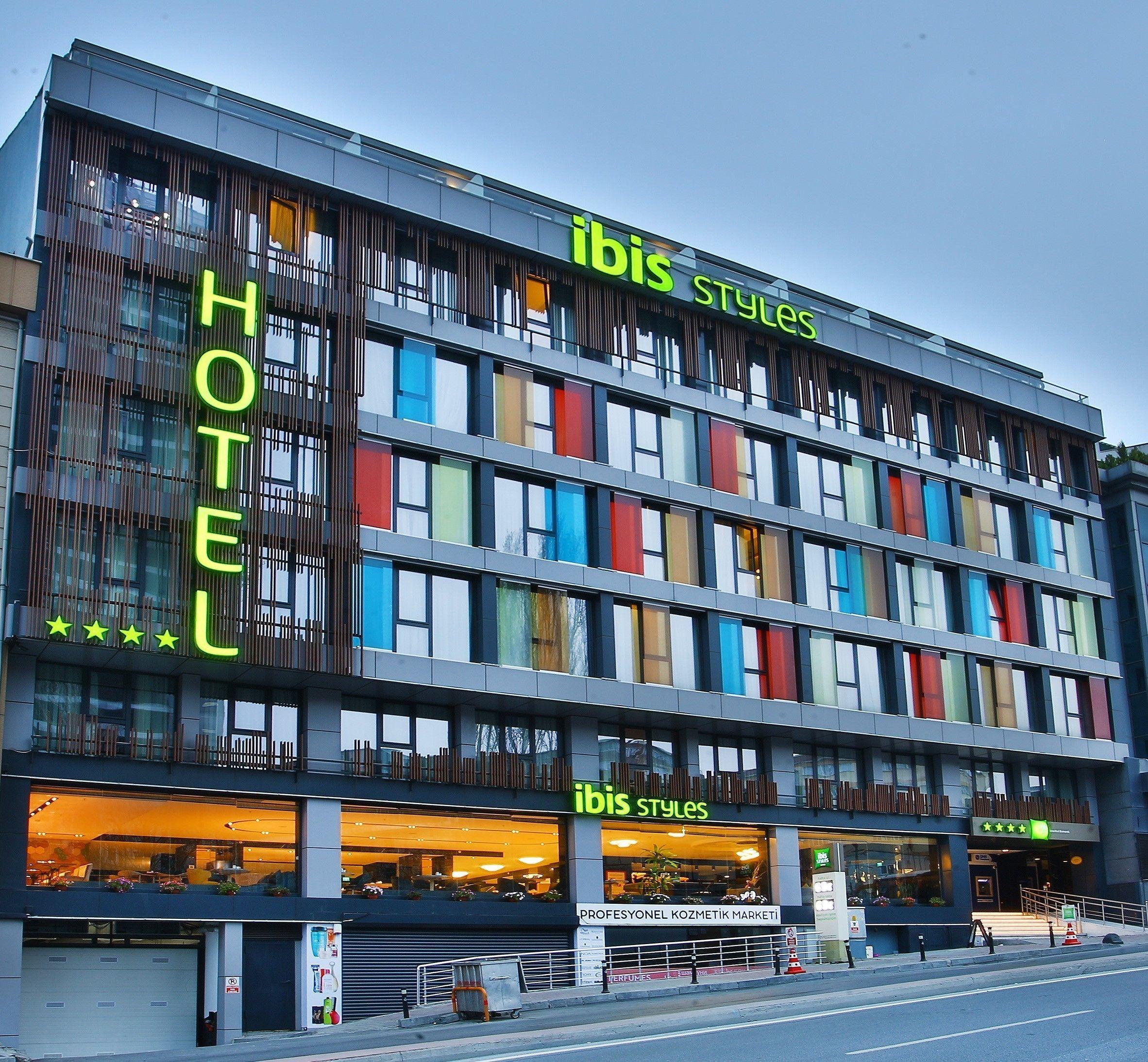 Ibis Styles Istanbul Bomonti Hotel
