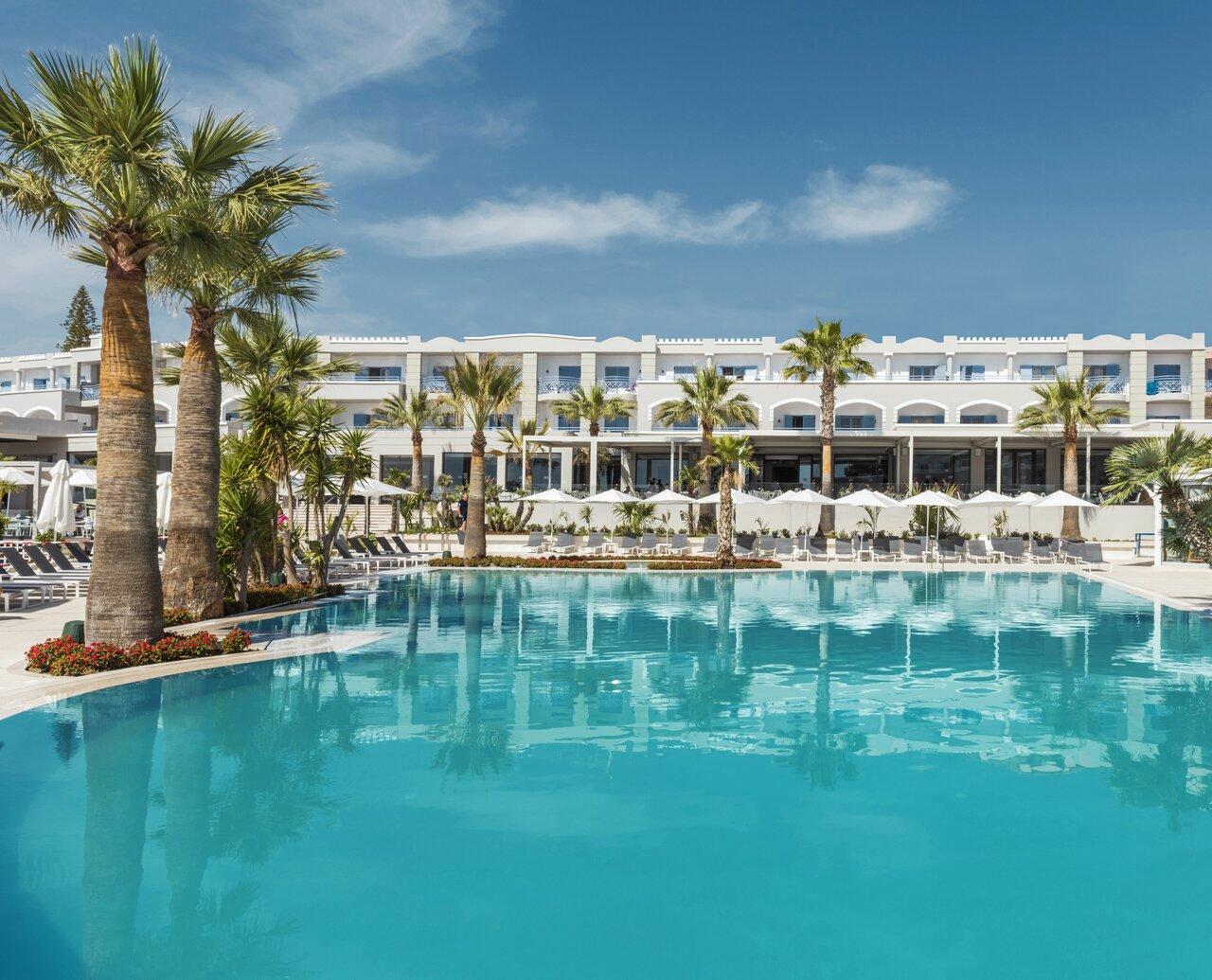 Mitsis Rodos Village Beach Hotel And Spa