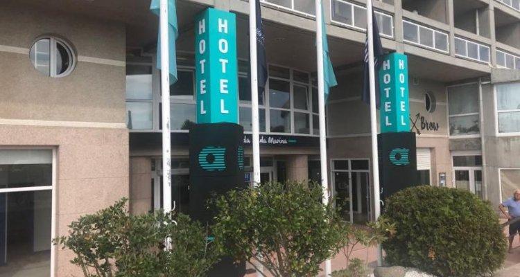 Hotel Alda Sada Marina