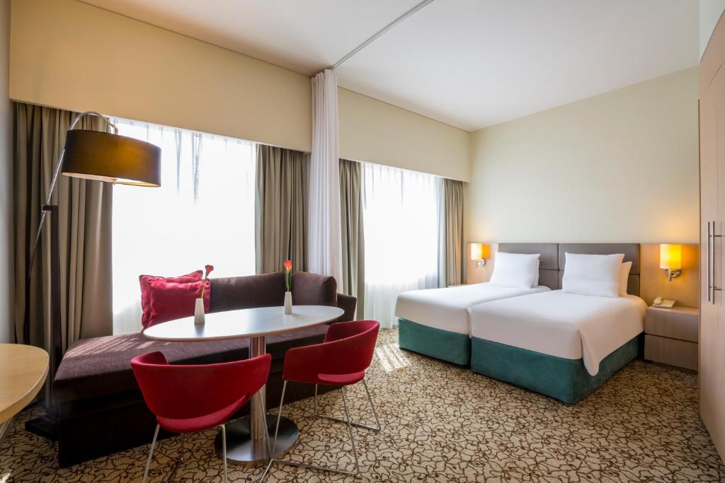 Novotel Suites Dubai Mall of Emirates Hotel