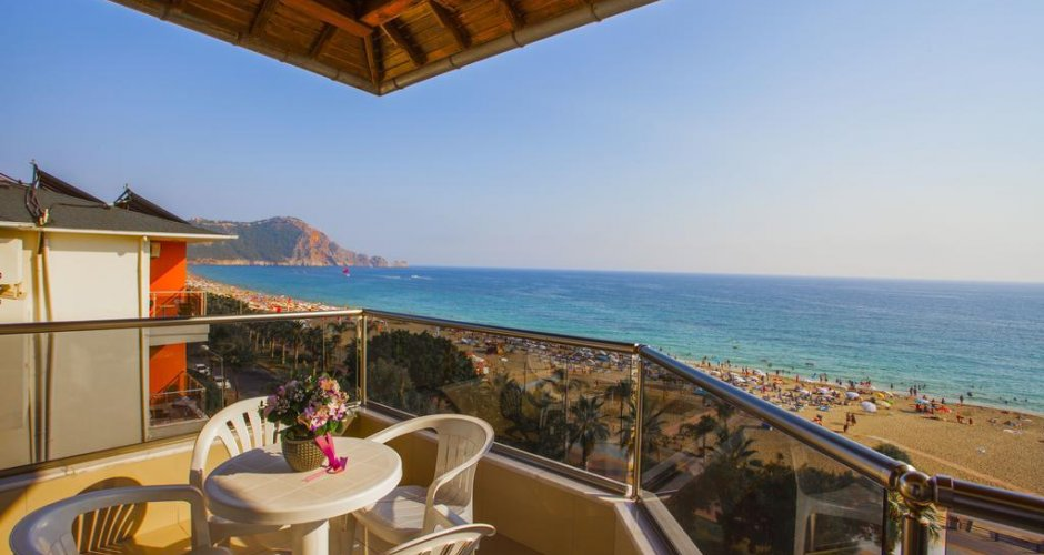 Kleopatra Ada Beach Hotel (ex. Gural)