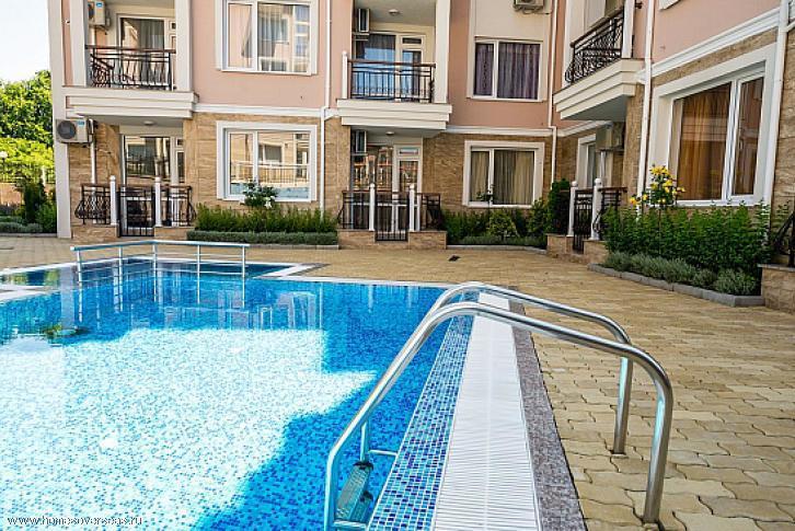 Apartment In Rodina-2