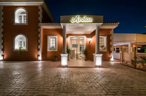 Aeolos Boutique Hotel and Suites
