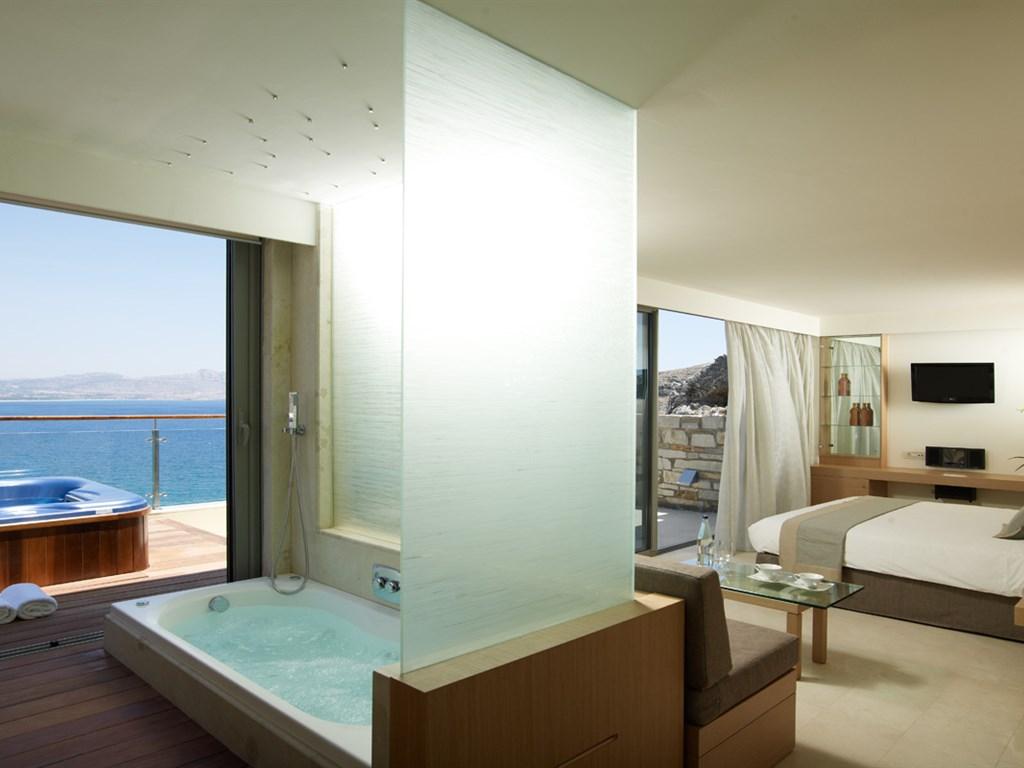 LINDOS BLUE LUXURY HOTEL & SUITES