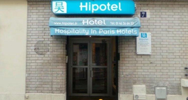 Hipotel Paris Belleville Pyrenees