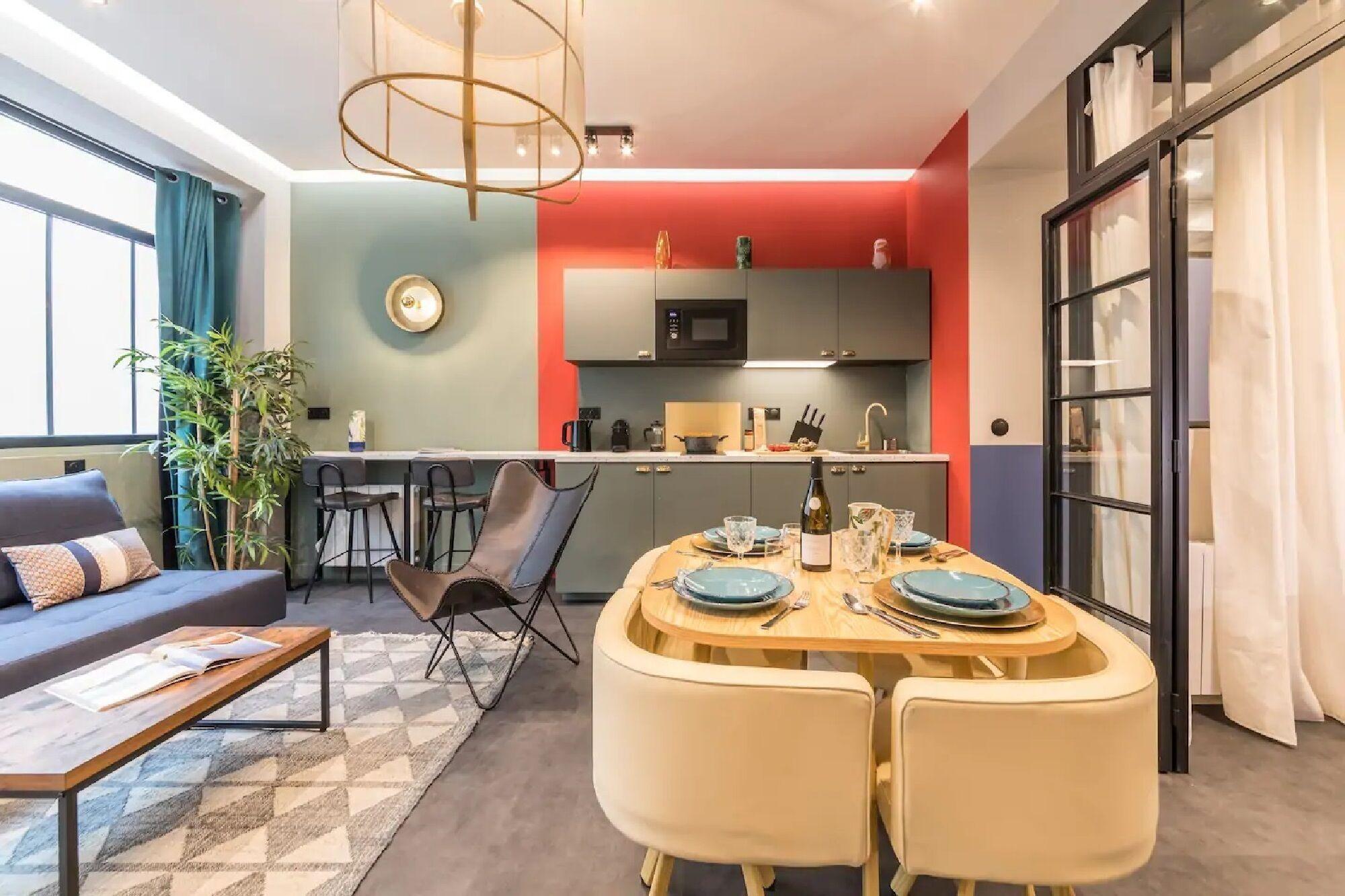 Appartement Vaneau V