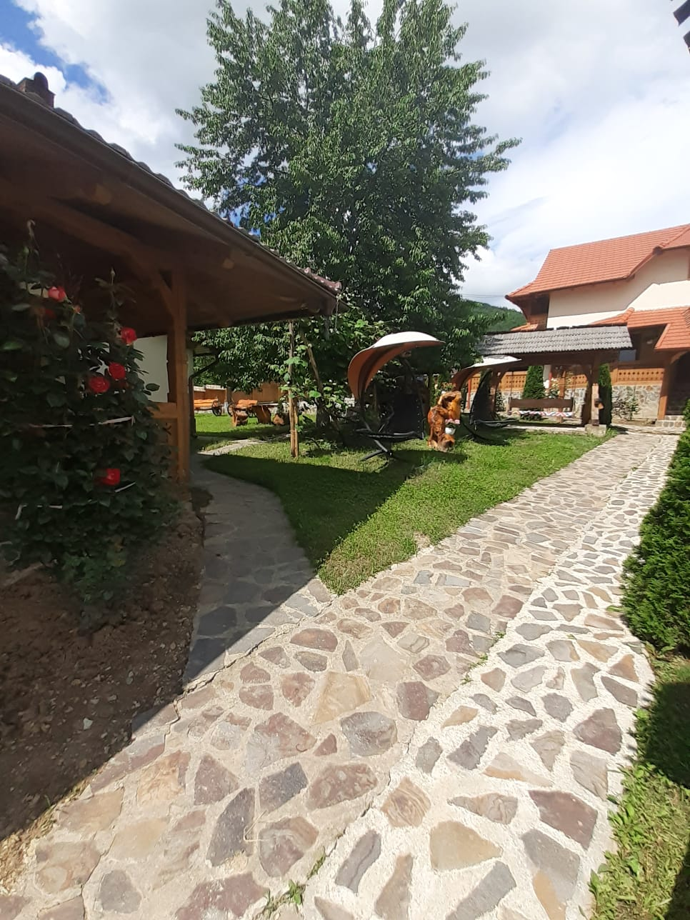 Pensiunea Valea Branzei
