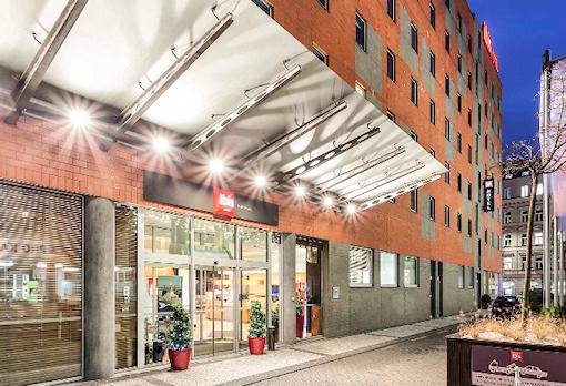 Hotel Ibis Praha Mala Strana