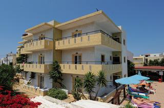 Stelios Apartments