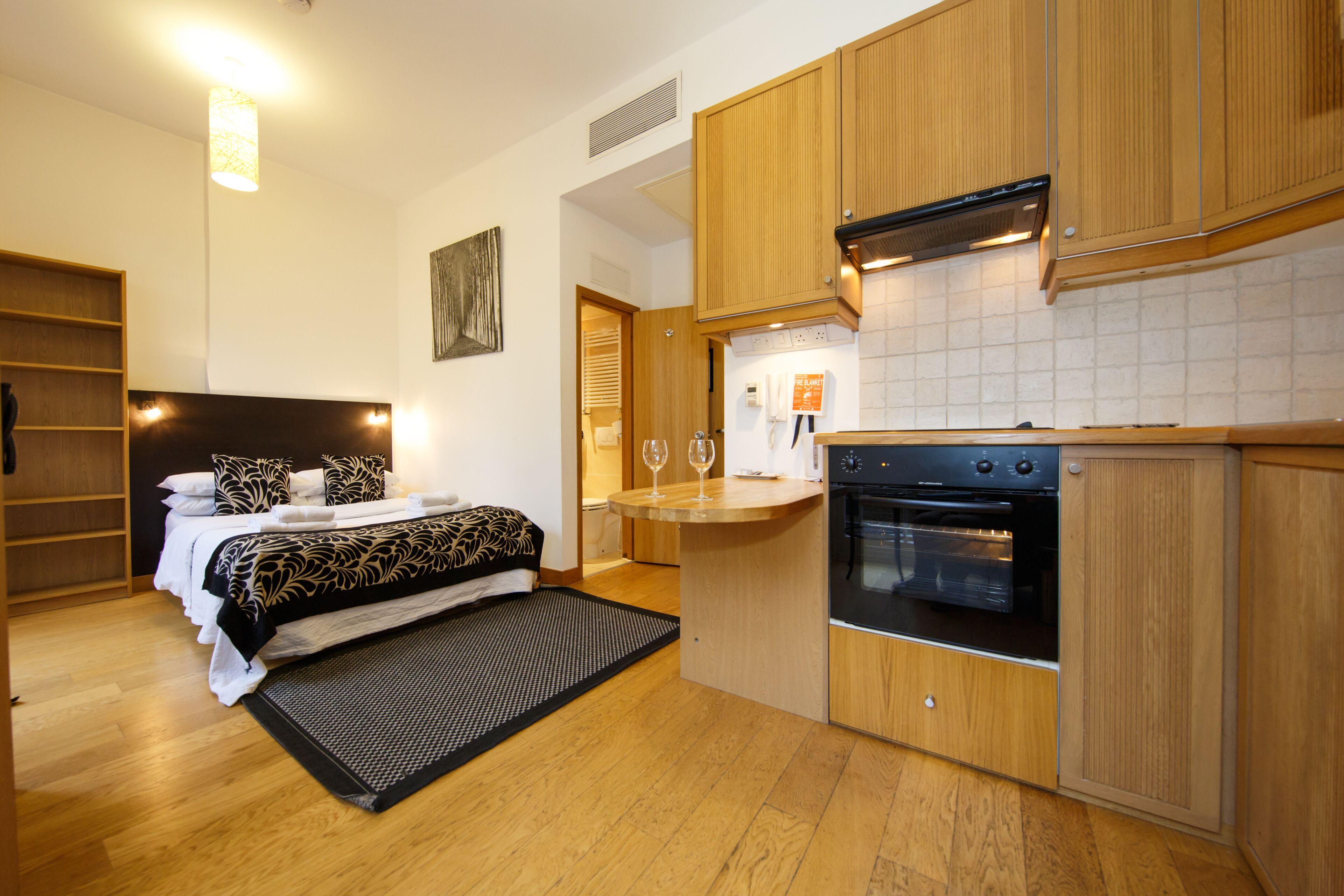 Studios 2 Let Serviced Apartments - Cartwright Gardens