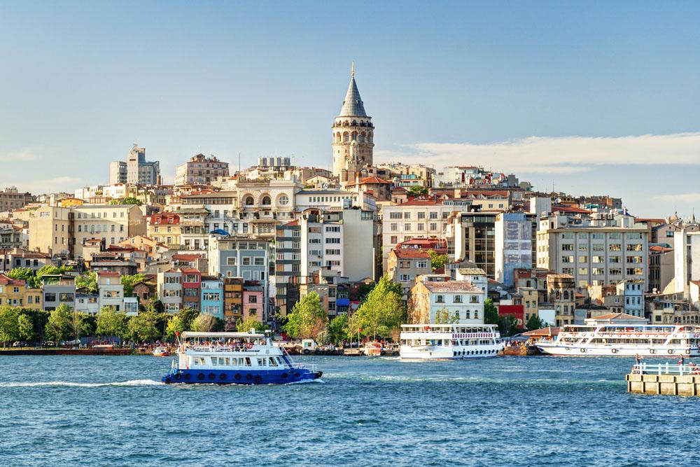 Revelion Turcia Kusadasi-Istanbul