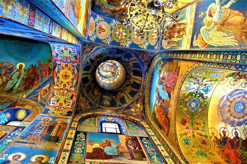 Nopți Albe Rusia : Sankt Petersburg – Moscova