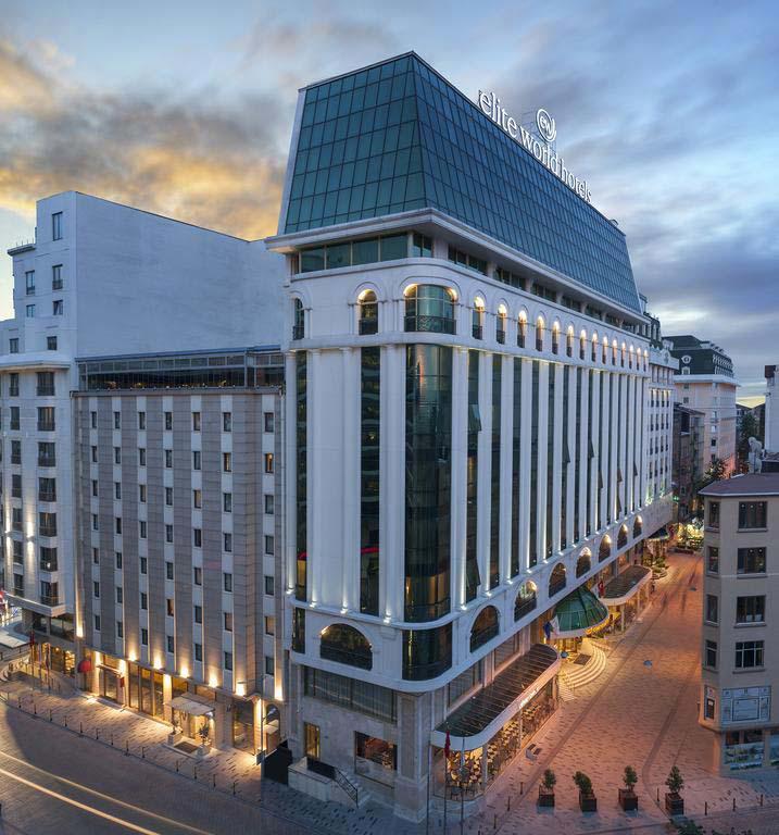 ELITE WORLD ISTANBUL HOTEL TAKSIM