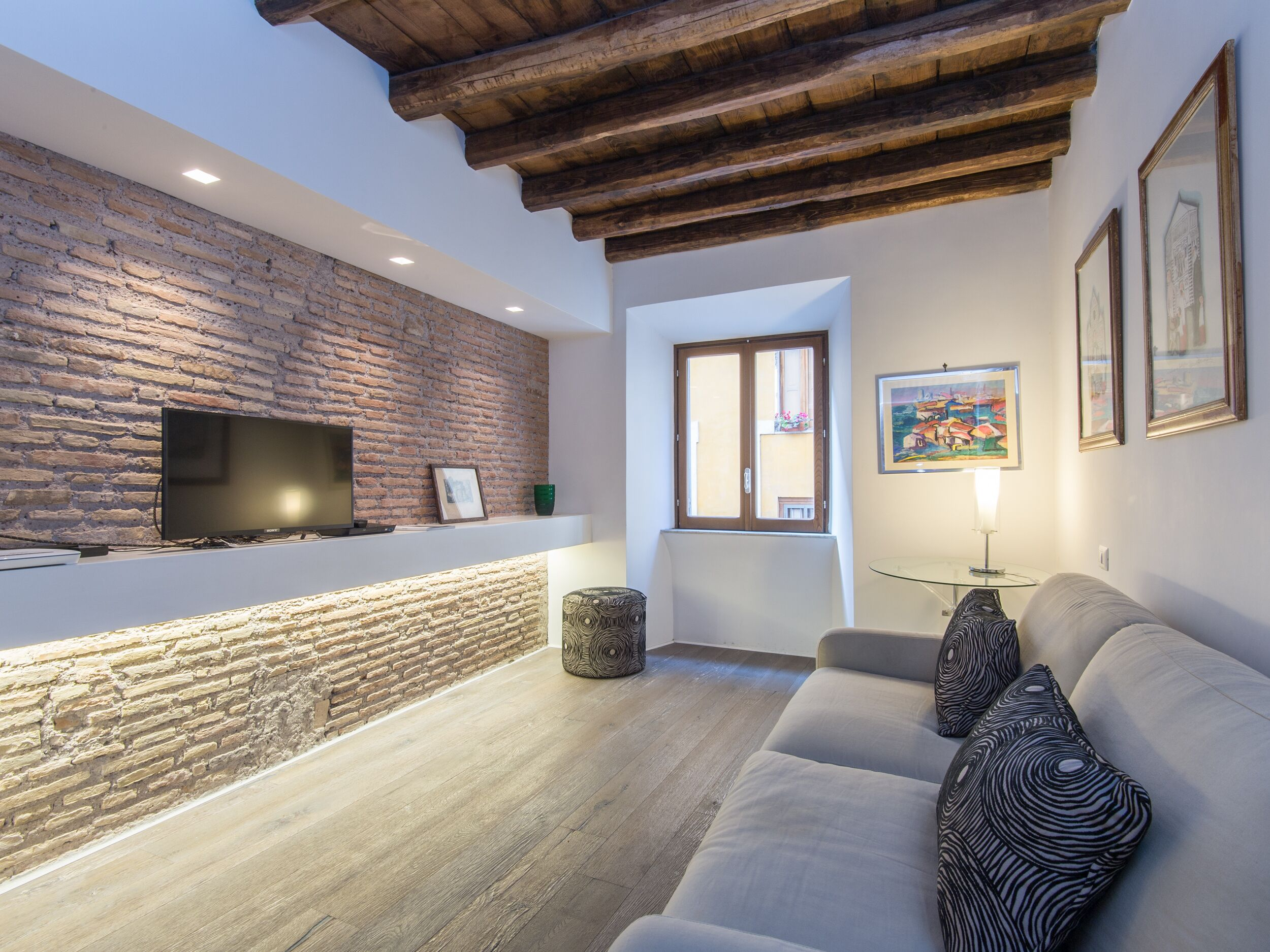 Rsh Luxury One Bedroom Fori Imperiali