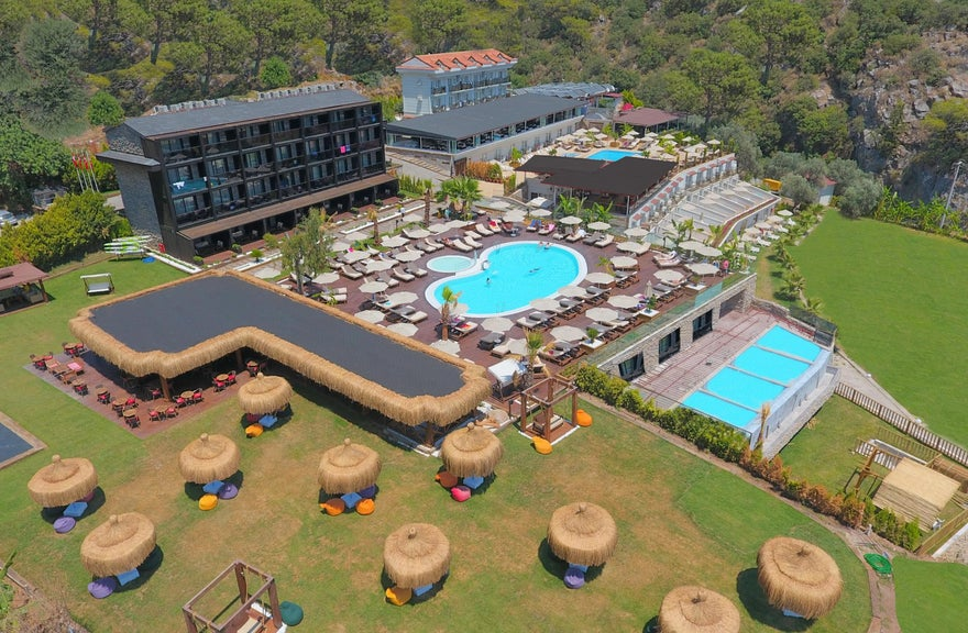 MANASPARK OLUDENIZ HOTEL