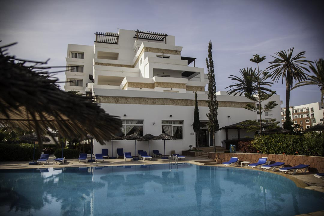 Appart Hotel Residence Intouriste
