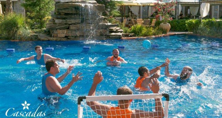 Cascadas Family Resort
