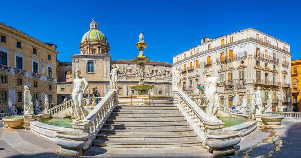 Sicilia Circuit-Sejur