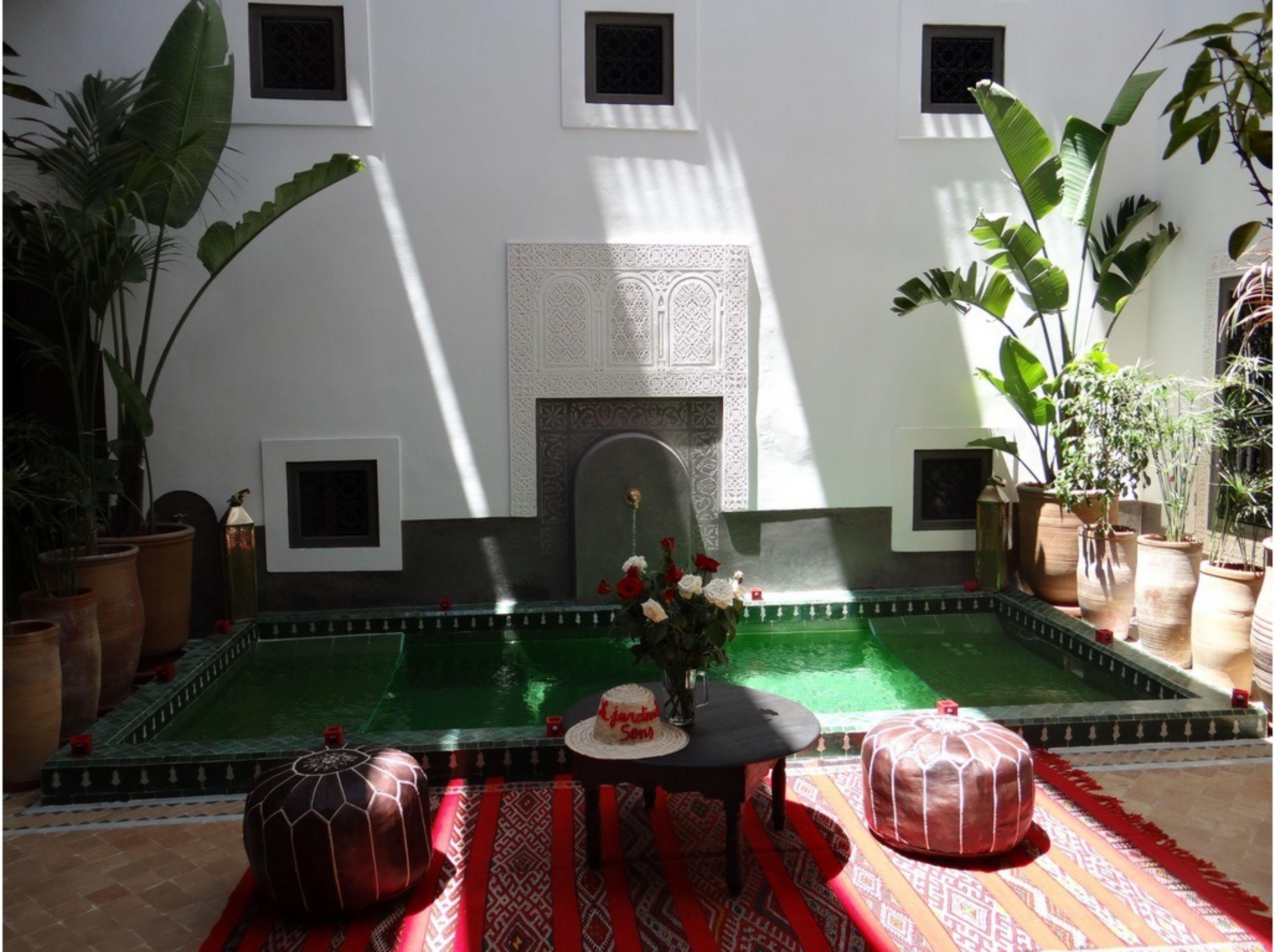 Riad Le Jardin Des Sens