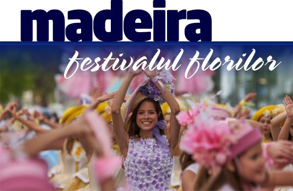 MADEIRA - PASTE 2021 DE FESTIVALUL FLORILOR