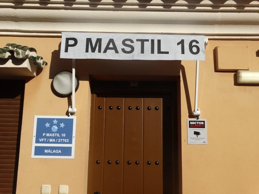 P Mastil 16
