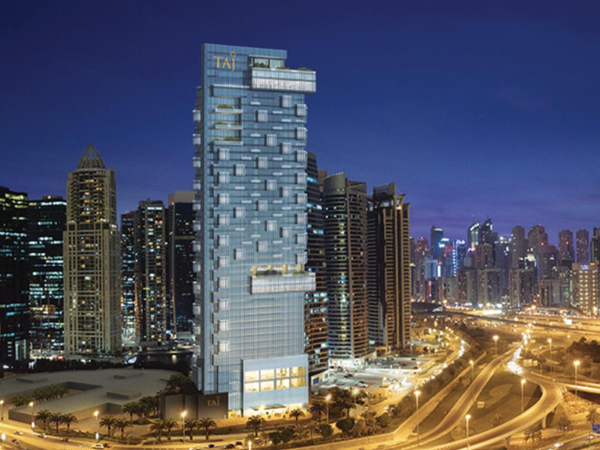Taj Jumeirah Lakes Towers