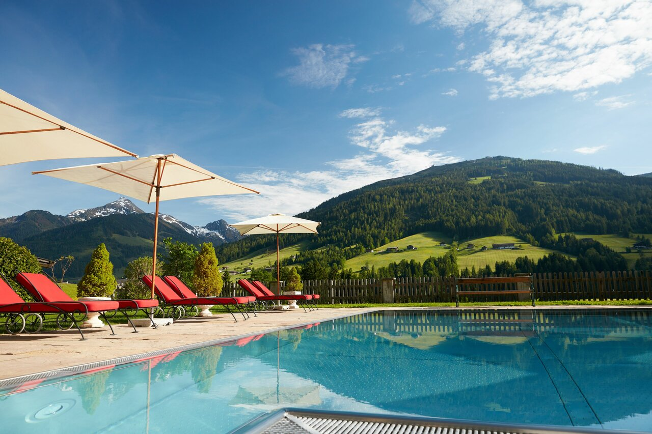 Nature And Spa Resort The Alpbacherhof