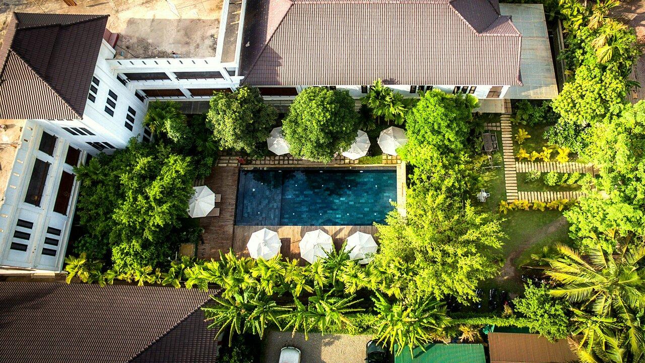 La Residence Blanc D Angkor
