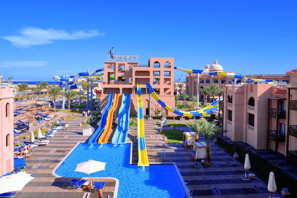 Aqua Blu Resort Ex. Sea World (Pickalbatros)