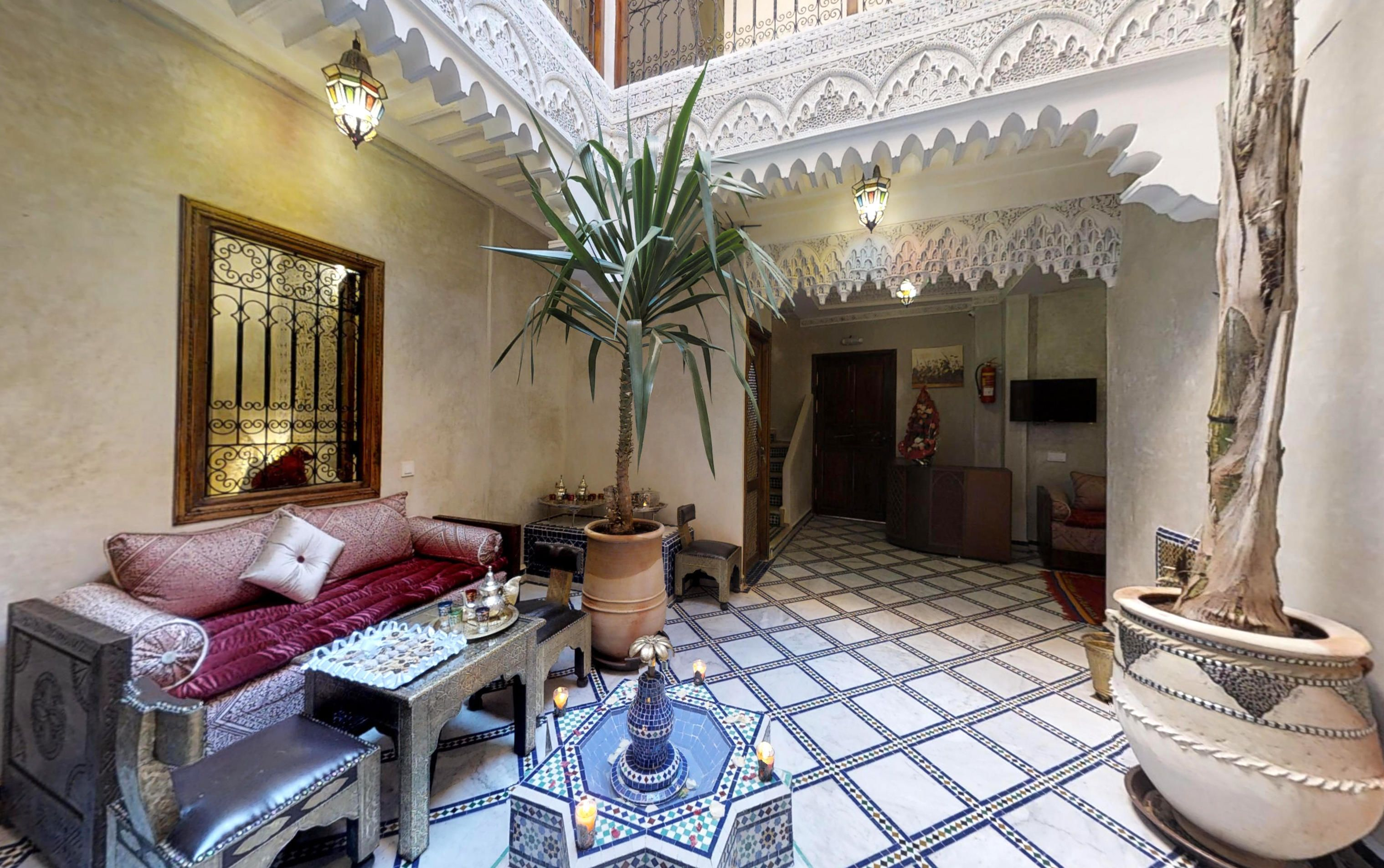 Riad Abaka By Ghali Annexe
