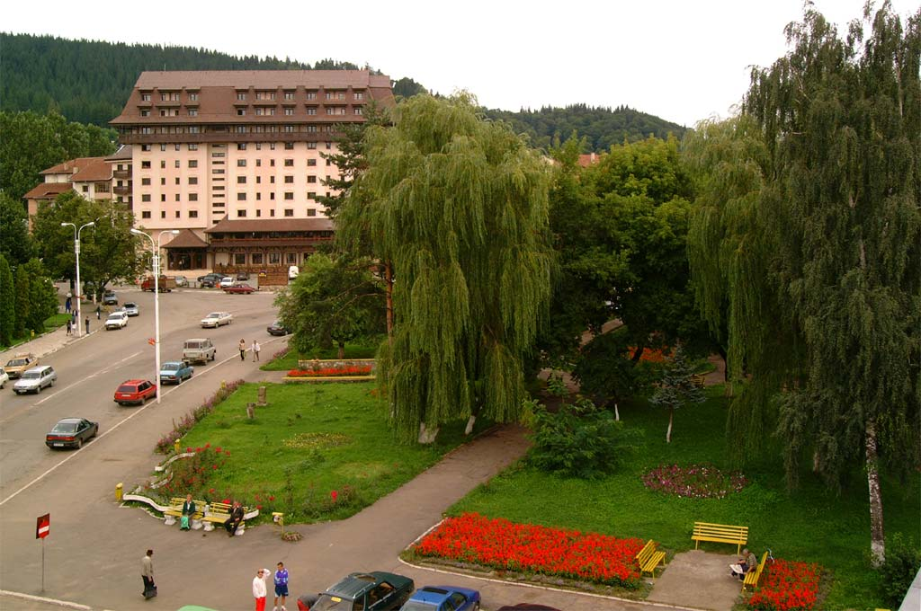 Paste - Hotel Best Western Bucovina