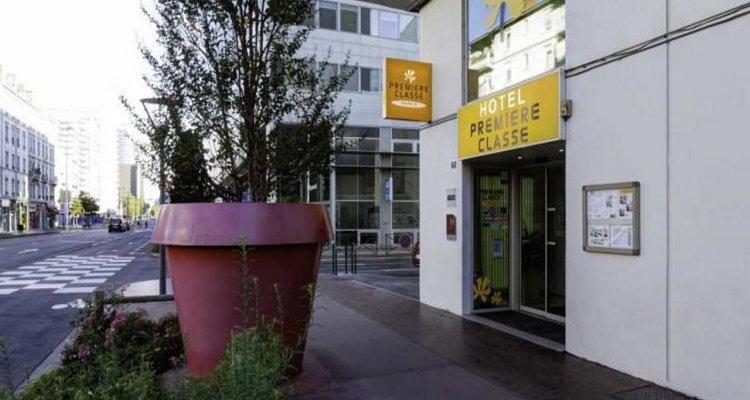 Premiere Classe Lyon Centre - Gare Part Dieu