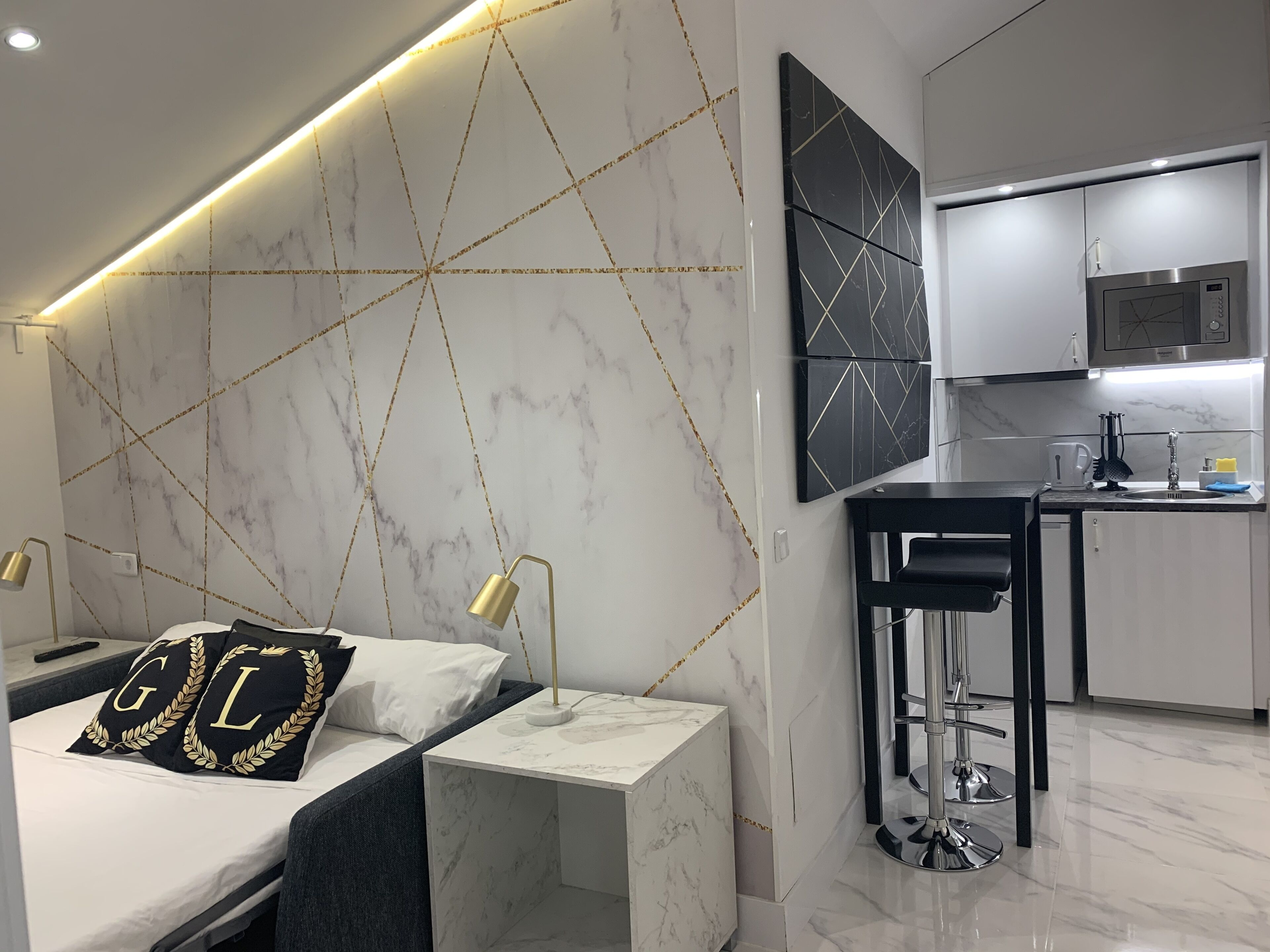 Glamour Apartamento Centro La Latina