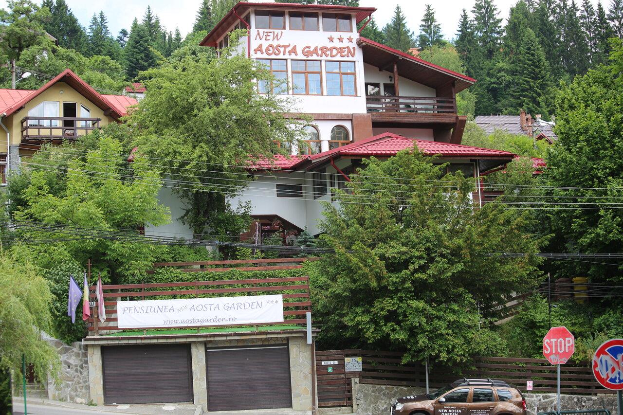 Pensiunea New Aosta Garden