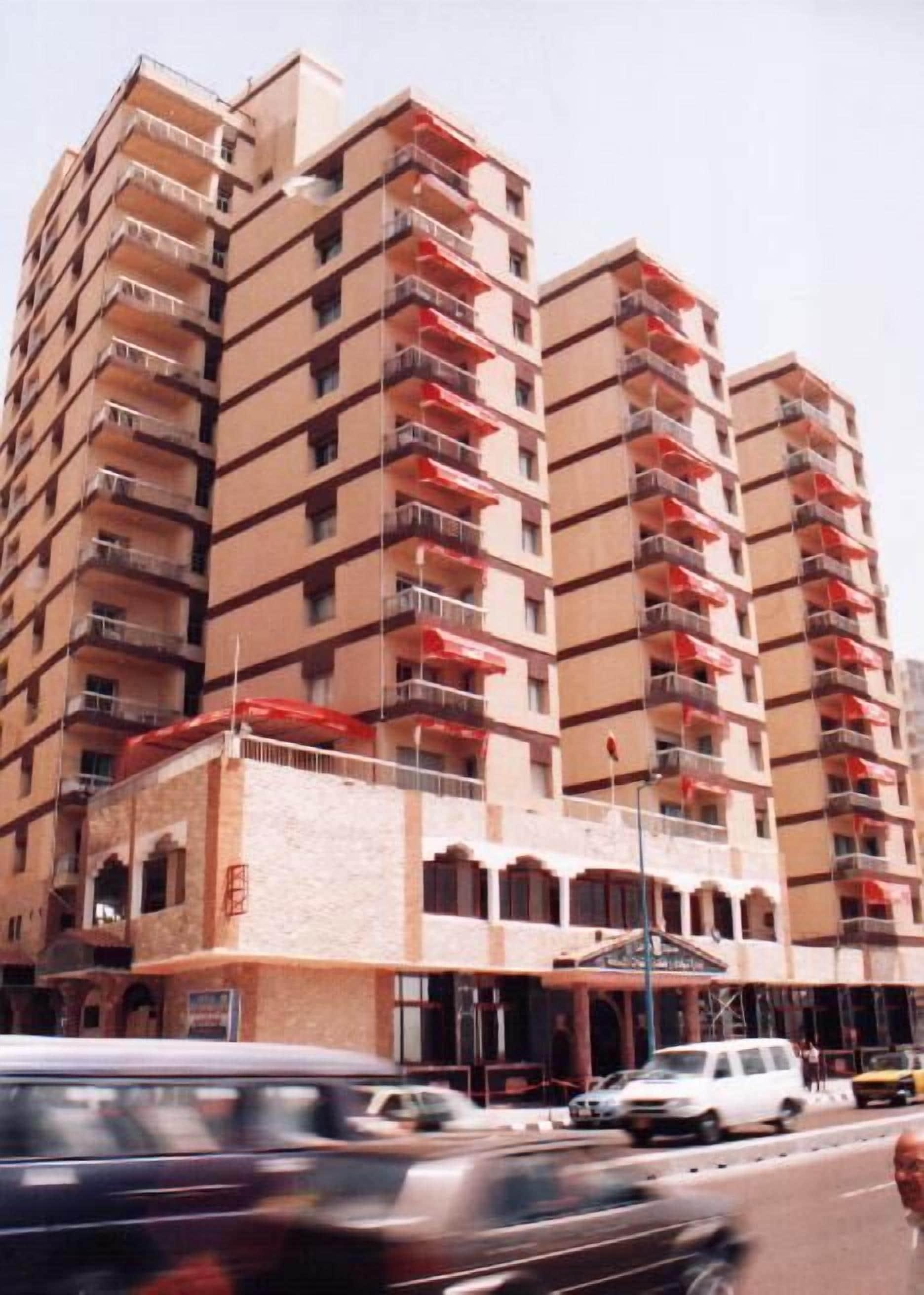 Asafra Apartments