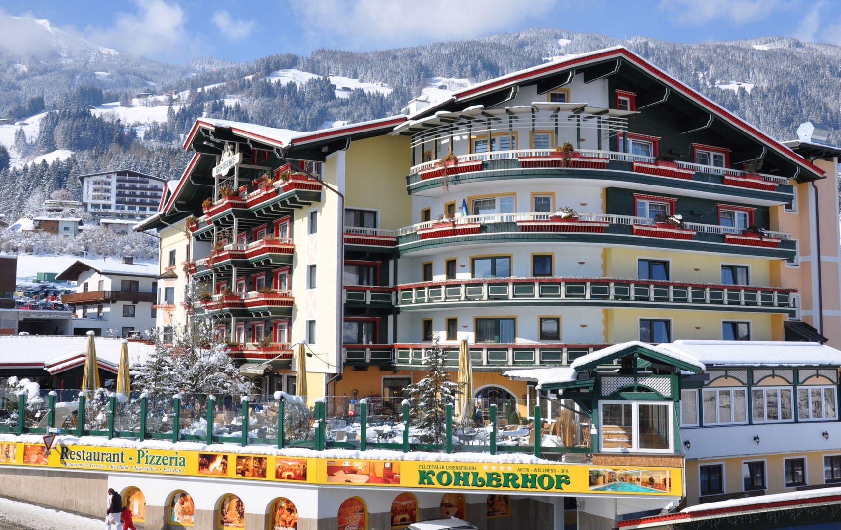 Hotel Activ Kohlerhof