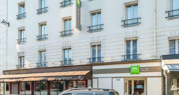Paris Eiffel Cambronne Hotel